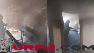 Photo of Şanlıurfa'da çocuklar evi yaktı!