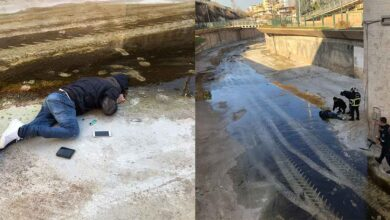 Photo of Urfa'da kayıp gencin cesedi dere kenarında bulundu