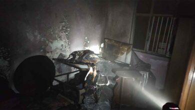 Photo of Şanlıurfa'da ev küle döndü