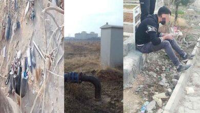 Photo of Şanlıurfa'da Kablo hırsızı mezarlıkta yakalandı