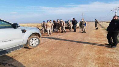 Photo of Şanlıurfa'da kaçak avlanan 2 kişi yakalandı
