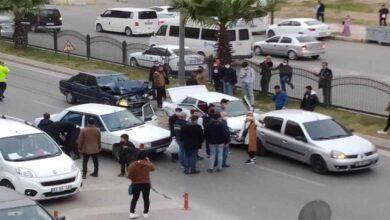 Photo of Şanlıurfa'da zincirleme kaza: 5 yaralı