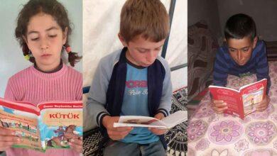 Photo of Urfa'da kitap okuyana gram altın hediye
