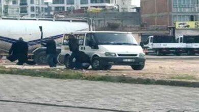 Photo of Şanlıurfa'da dehşete düşüren anlar kamerada