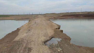 Photo of Urfa'da suda kalan köprü yeniden gün yüzüne çıktı