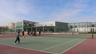Photo of Şanlıurfa'da geleceğin tenisçileri yetişiyor