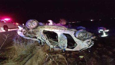 Photo of Şanlıurfa'da trafik kazası: 3 ölü, 1 yaralı