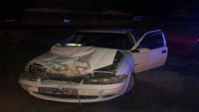 Photo of Şanlıurfa'da trafik kazası: 3 yaralı