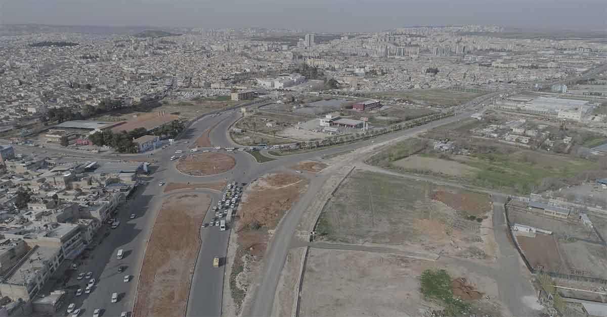 Şanlıurfa'da Trafik yoğunluğu tarihe karışıyor