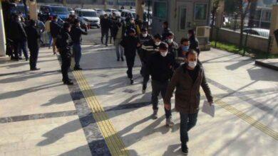 Photo of Urfa'da Didik Didik Aranıyorlardı! 8 Kişi Tutuklandı