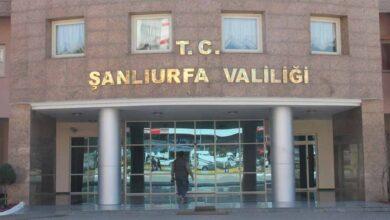 Photo of Şanlıurfa Valiliği: Çok sayıda mühümmat ele geçirildi