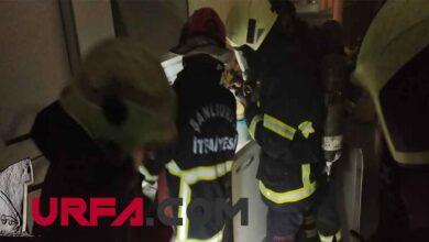 Photo of Şanlıurfa'da yangın faciası
