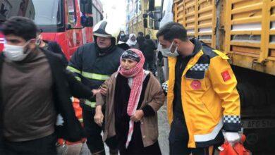 Photo of Urfa'da evde yalnız bırakılan çocuk yangında ağır yaralandı