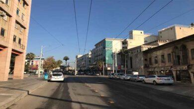 Photo of Urfa'da boş kalan caddeler görüntülendi