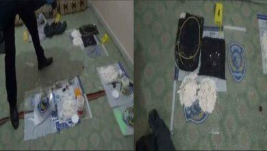 Photo of Çantada patlayıcı madde ve bomba ele geçirildi