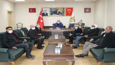 Photo of Başkan Ekinci Vatandaşlarla