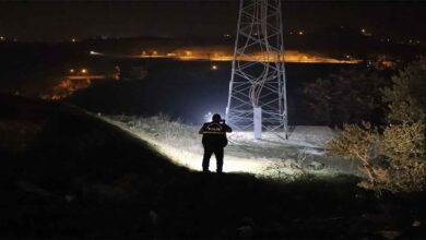 Photo of Yüksek gerilim hattına tırmandı, akıma kapılarak öldü