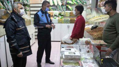 Photo of Urfa'da Kısıtlamadan Muaf İş Yerlerine Denetim