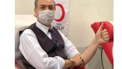 Photo of Şeyhanlılar Federasyonu Kan Bağışı Yaptı