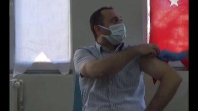 Photo of Urfa'da 2. Doz Aşı Yapılmaya Başlandı