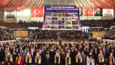 Photo of Ak Parti Şanlıurfa 7. olağan il kongresi yapıldı
