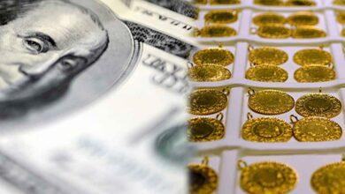 Photo of Dolar ve Altın Fiyatları Düşüyor
