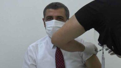Photo of Antep'te Covid Aşısı Olan Vekil Koronaya Yakalandı