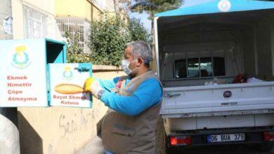 Photo of Şanlıurfa'da her ay 15 ton ekmek israfı önleniyor