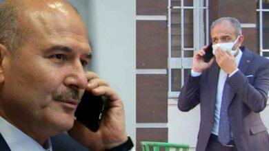Photo of Süleyman Soylu Urfalı Başkan ile Telefonda Görüştü