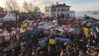 Photo of Boğaziçi eylemcilerinden 30'una tutuklama talebi