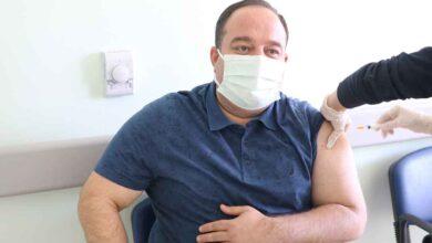 Photo of Ekinci korona aşısı oldu