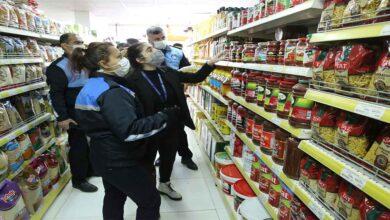 Photo of Haliliye'de Zabıtadan market denetimi