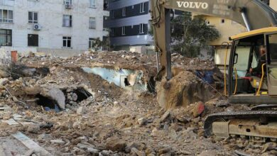 Photo of Haliliye belediyesi, metruk yapıları yıkıyor