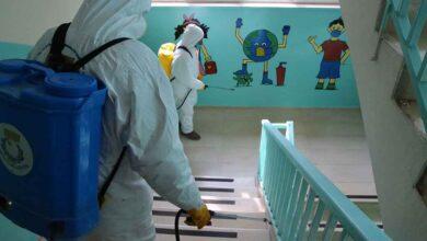 Photo of Haliliye, Kırsaldaki Okulları Dezenfekte Ediyor