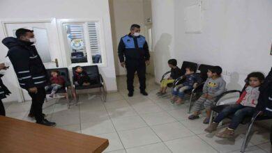 Photo of Şanlıurfa'da kaybolan 6 çocuğa zabıta ekipleri ulaştı