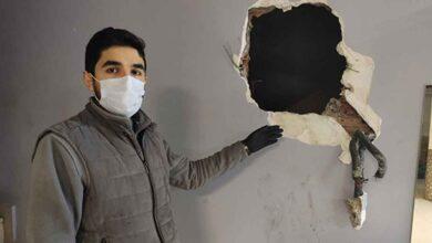Photo of Duvarı Delip 1 Milyon Nakit Çaldılar
