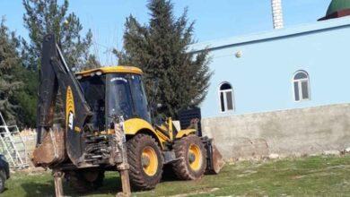 Photo of Diyarbakır'da çalınan iş makinesi Şanlıurfa'da bulundu