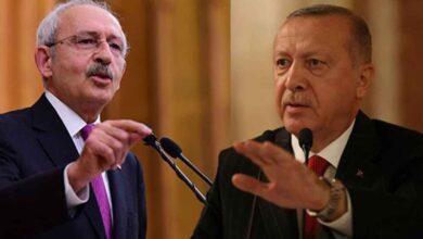 Photo of Erdoğan'dan Kılıçdaroğlu'na Tazminat Davası