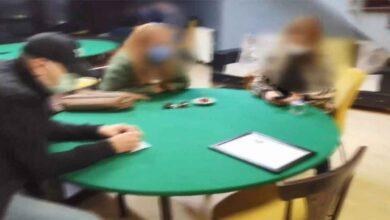 Photo of 13 Kişiye suçüstü kumar baskını