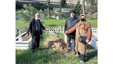 Photo of Annesinin Mezarını Çaldırlar