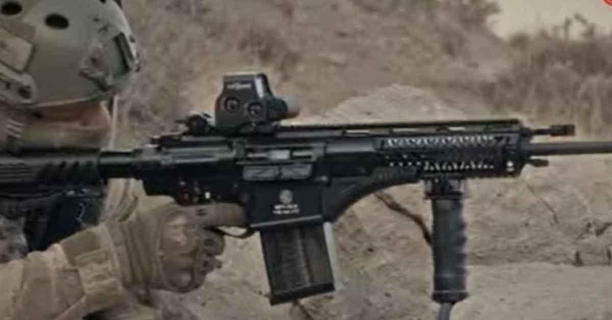 MSB'den yerli ve milli piyade tüfeği paylaşımı