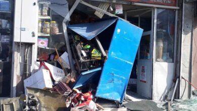 Photo of Halk otobüsü iş yerine daldı: 1 ölü, 1 yaralı