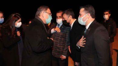Photo of Ak Parti Genel Başkan Yardımcısı Özhaseki Şanlıurfa'da