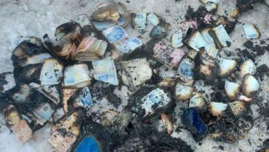 Photo of Tomarlarca Para Yangında Kül Oldu