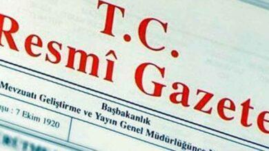Photo of 26 ülkeye büyükelçi Atama Kararı Resmi Gazete'de