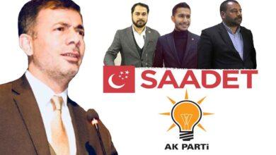 Photo of Ak Parti İl Başkanı Saadet Partisi Yönetimini Dağıttı