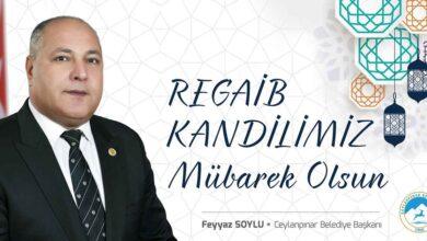 Photo of Başkan Soylu'dan Regaip Kandili Mesajı