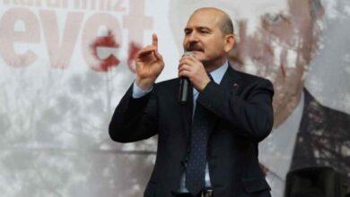 Photo of Bakan Soylu şehitler için açıklama yaptı