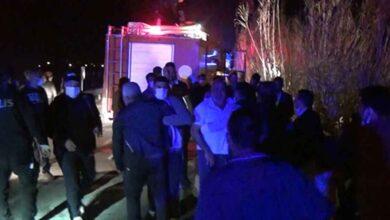 Photo of Taziyeye giden akrabaların arabaları çarpıştı: 6 ölü