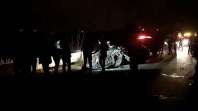 Photo of Trafik kazası: 4 ölü